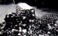 Manuela Lalic DÉGUEULIS RAFRAÎCHISSANT © Manuela Lalic, Galerie B-312, exposition Dégueulis rafraîchissant, 2000.