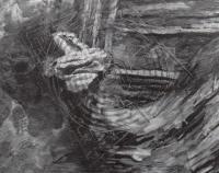 "Louise Rousseau LABYRINTHES © Louise Rousseau, exposition ""Labyrinthes"", Galerie B-312, 1998."