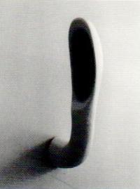 Christiane Patenaude LES SONDES © Christiane Patenaude, Galerie B-312, exposition Les sondes, 1998.