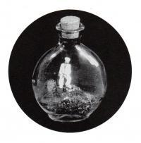 """Glenn Gear A QUIET NOOK / UN COIN TRANQUILLE © Glenn Gear, exposition """"A Quiet Nook/Un coin tranquille"""", Galerie B-312, 1997."""