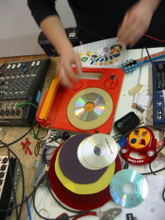 Atelier de formation musicale