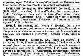 Jean-Émile Verdier ÉVIDEM(M)ENT