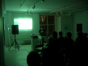 Pascal Asselin Les jeudis tout ouïe @ Pascal Asselin _ Galerie B-312
