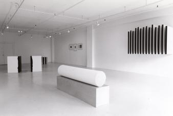 "Andrea Szilasi remettre ça © Exposition "" Remettre ça"", Galerie B-312, 2001."