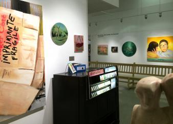 SIX PEINTRES, DEUX ÉCOLES, UNE RENCONTRE — Centre culturel de Verdun—Arrondissement de Verdun