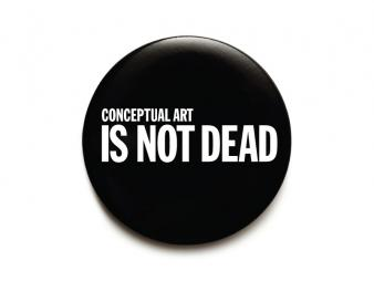 Conceptual art is not dead