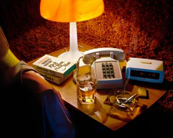 Production Still 01 (The Telephone Salesman)