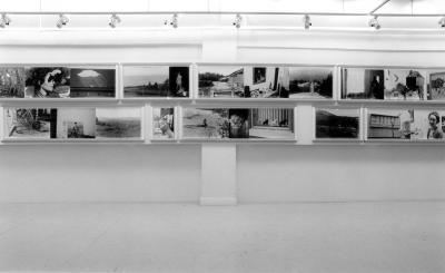 Patrick Coutu CARROUSELS © Exposition Carroussels, Galerie-B-312, 2002.