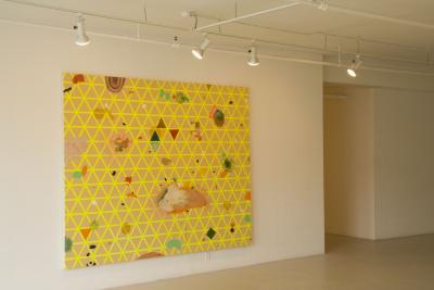 """François Simard DANS LA GADOUE JUSQU'AUX ESSIEUX © François Simard, exposition """"Dans la gadoue jusqu'aux essieux"""", Galerie B-312, 2008."""