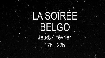 Soyez des nôtres pour la Soirée Belgo !
