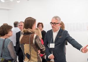 Pierre Ayot LE BELGO, UN TRÉSOR CACHÉ DES ARTS VISUELS Photo : Benoit Rouseau