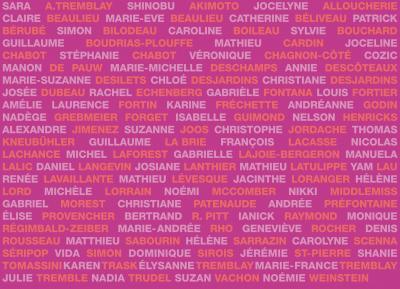 Exposition bénéfice POUR L'ART © Annie Descôteaux, Jardin, 2014.