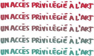 UN ACCÈS PRIVILÉGIÉ—VISITES COMMENTÉES
