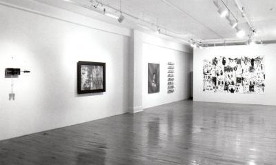 "Artistes variés SITE / UNSEEN © Artistes variés, exposition ""Site / Unseen"", Galerie B-312, 1995."